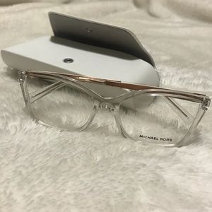 Micheal Kors Eyeglass Frame and Case